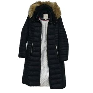Kate Spade Knee Length Down Jacket